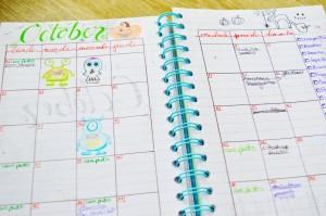 Bujo : Month log